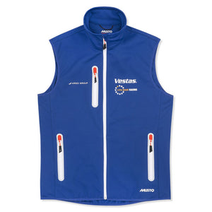 Musto Men's Vestas 11th Hour Gilet Blue