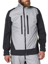 Load image into Gallery viewer, Helly Hansen Aegir H2Flow Jacket Silver