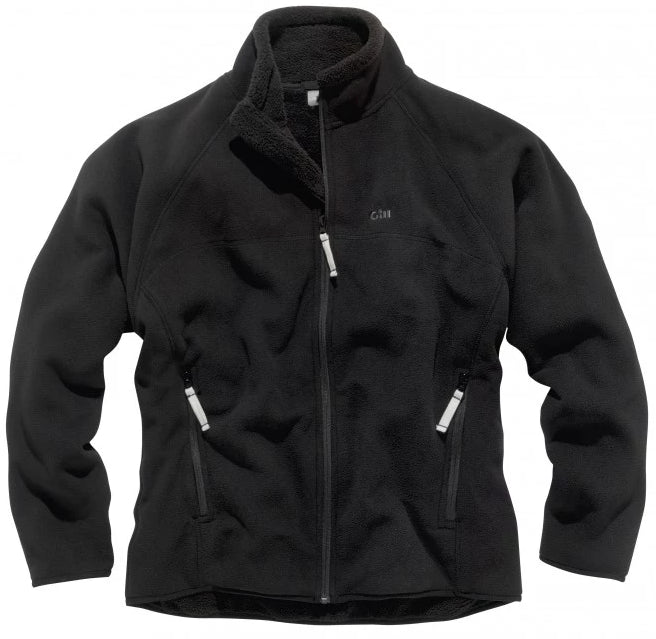 Gill Polar Fleece Jacket Black