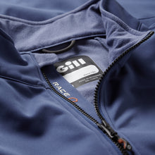 Load image into Gallery viewer, Gill Race Softshell Gilet Dark Blue