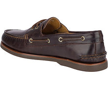 Load image into Gallery viewer, Sperry Men's Gold Cup A/O Fairhaven Boat Shoe Brown