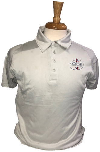 Gill UV Tec Polo 106th Race to MAC Silver