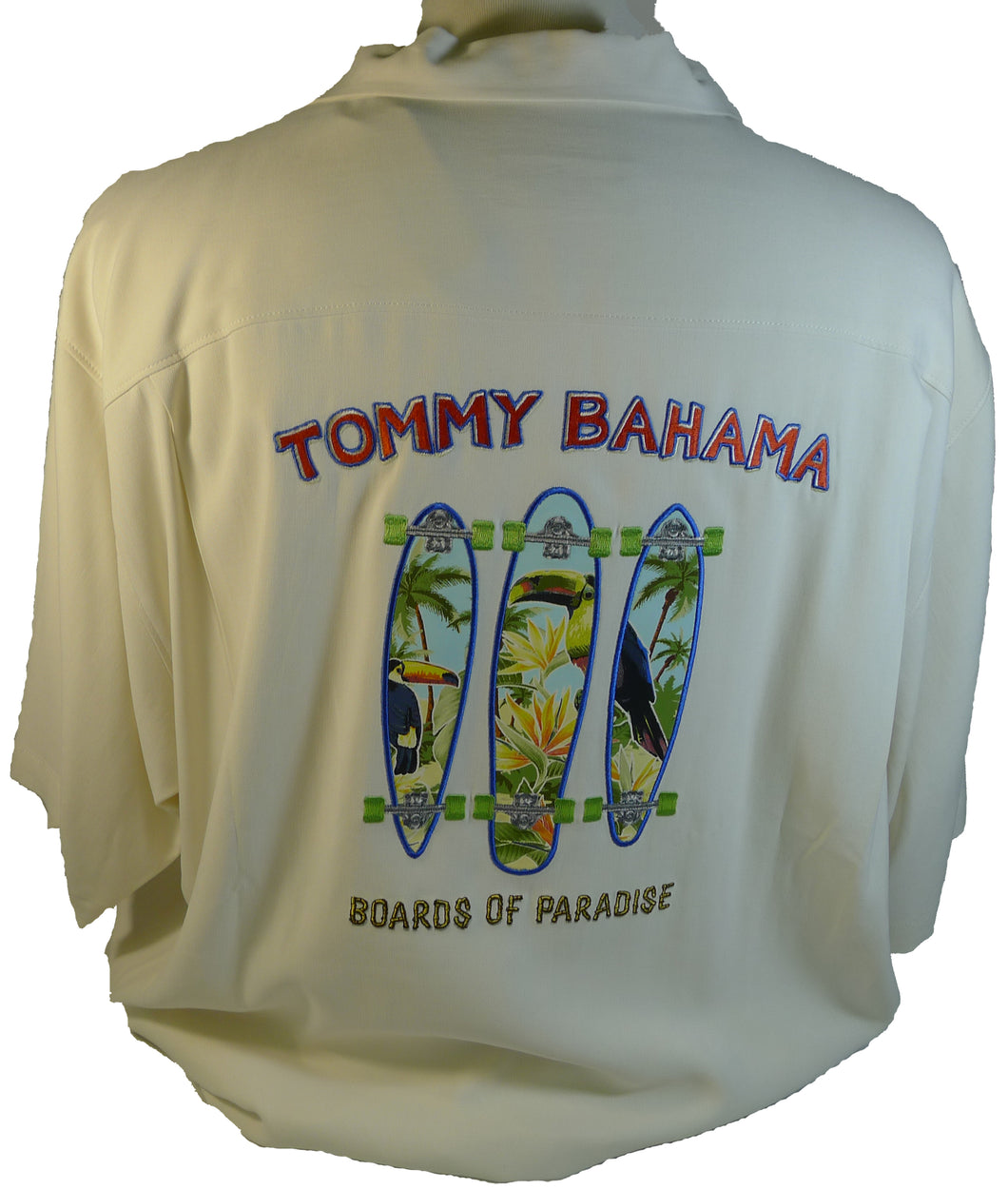 Tommy Bahama Boards of Paradise S/S