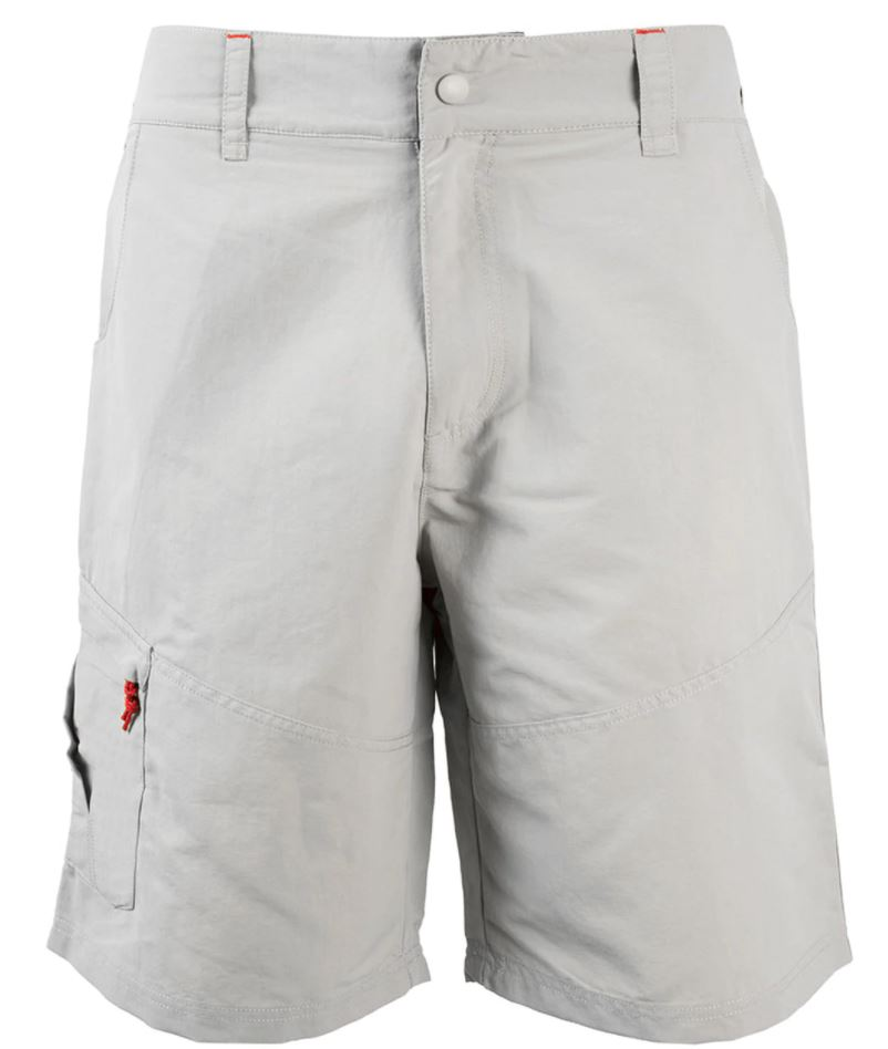 Gill Men's UV Tec Shorts Silver