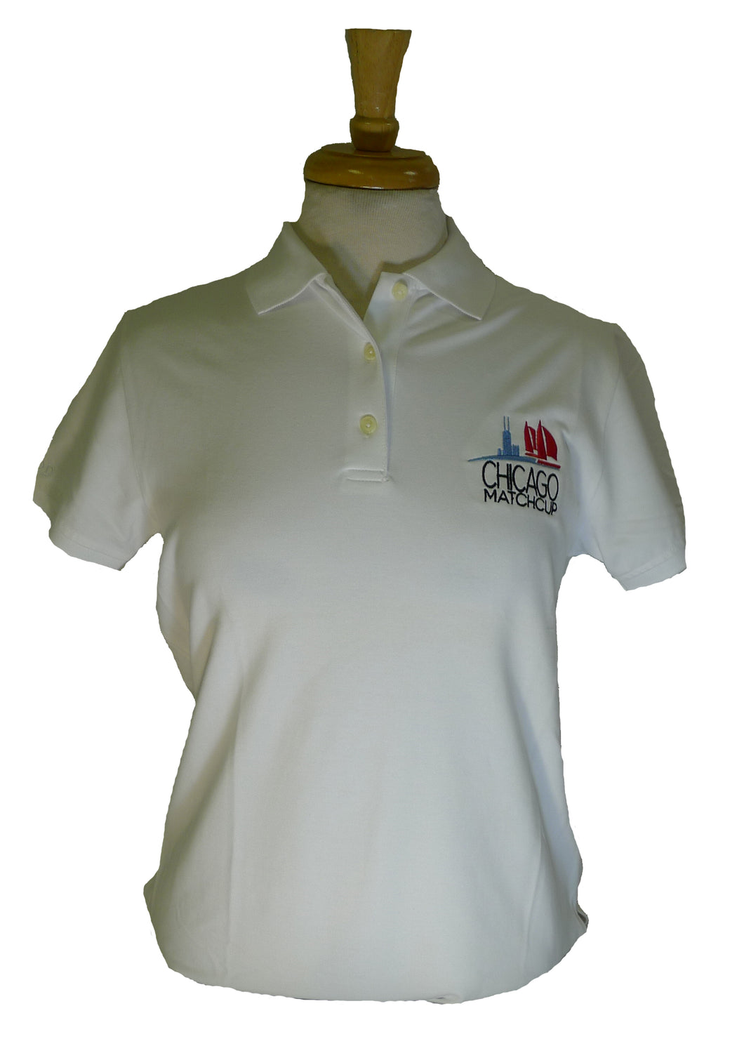 IZOD Matchcup Performx Polo Women's White