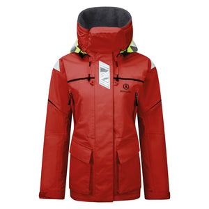Henri Lloyd Women's Freedom Jacket New Red
