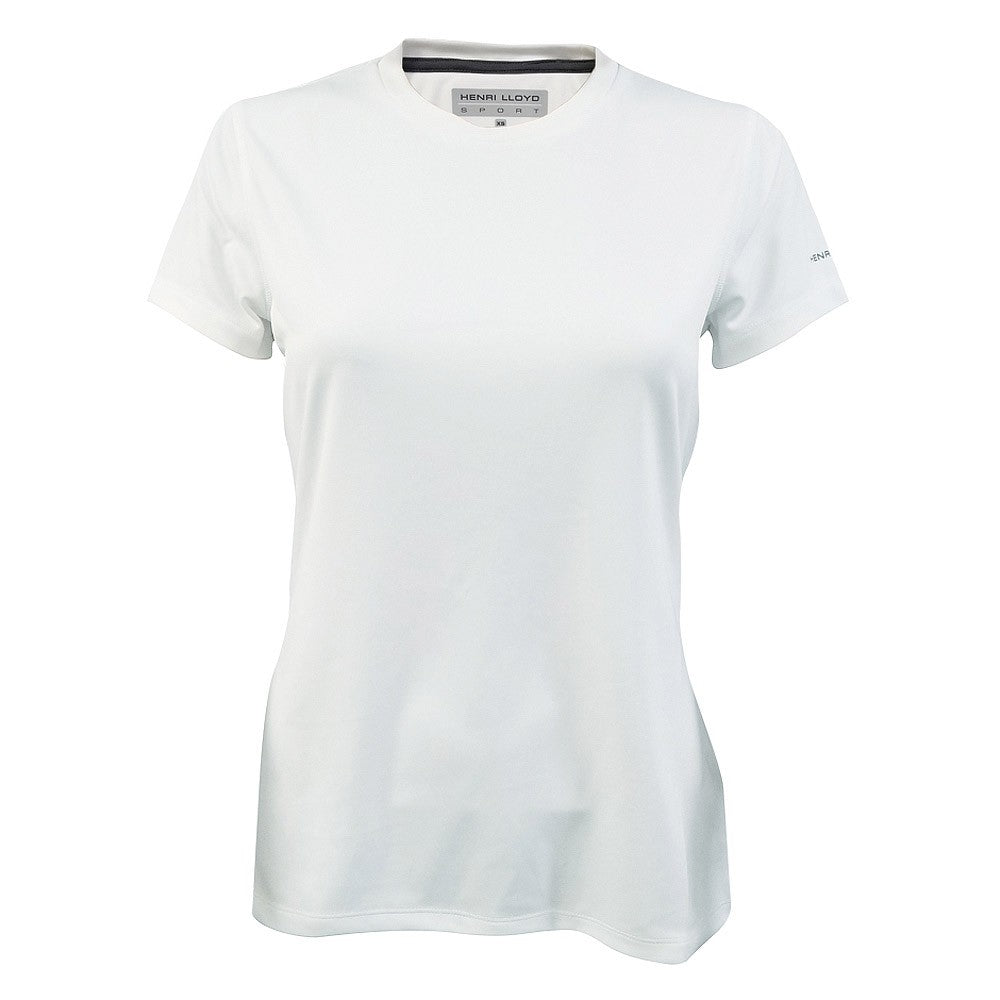 Pace T Short Sleeve White