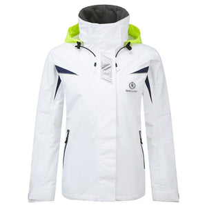 Henri Lloyd Women's Wave Jacket Optical White