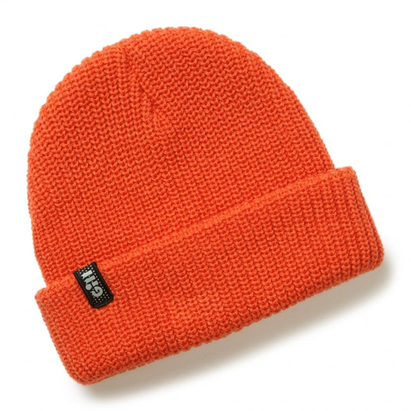 Gill Floating Knit Beanie Tango