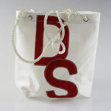 "Load image into Gallery viewer, Sail Resale Medium ""DS"" Heritage Carryall"