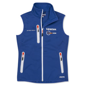 Musto Women's Vestas 11th Hour Gilet Blue