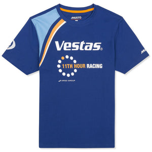 Musto Men's Vestas 11th Hour Tee Blue