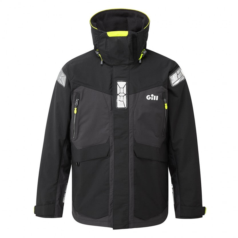 Gill Men's OS2 Jacket Black