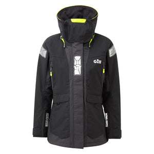 Gill Women's OS2 Jacket Black