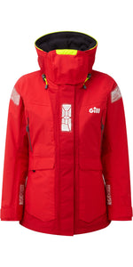 Gill Women's OS2 Jacket Red