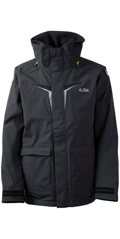 Gill Men's OS3 Jacket Graphite