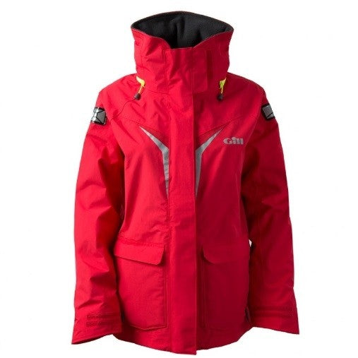 Gill Women's OS3 Jacket Red