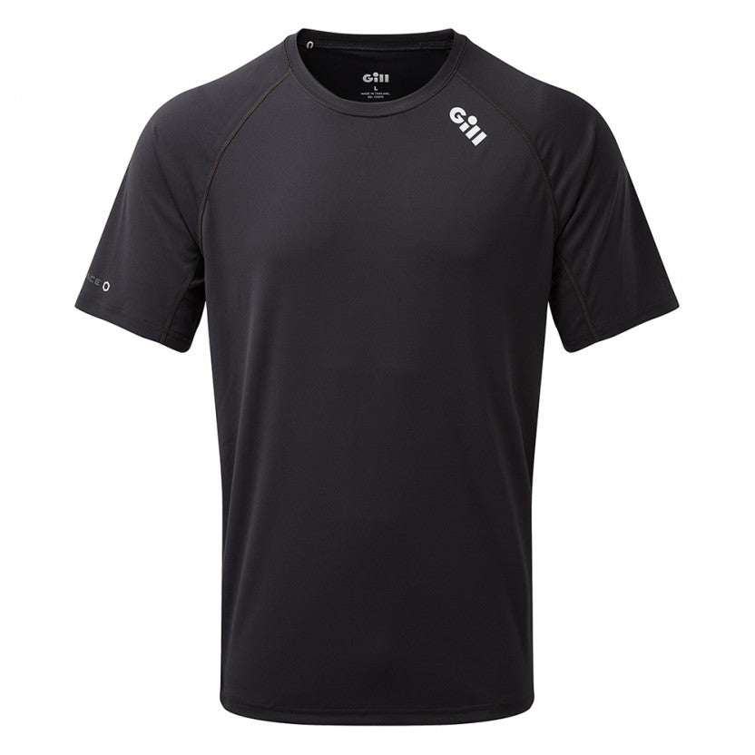 Gill Race Short Sleeve T-Shirt Graphite