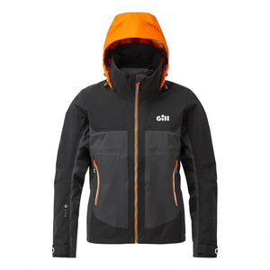 Gill Race Fusion Jacket Black