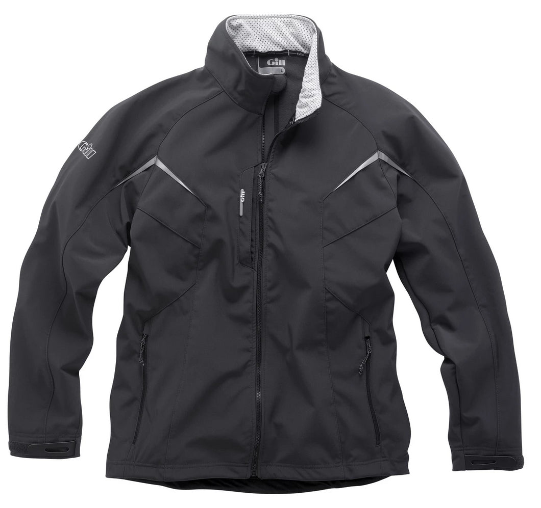 Gill Softshell Jacket Graphite