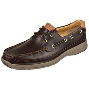 Sperry Men's Gold Cup Ultralite ASV 2-Eye Boat Shoe Amaretto
