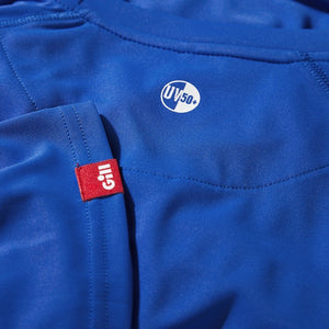 Gill Men's UV Tec Tee Blue