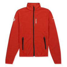 Load image into Gallery viewer, Musto Women's Volvo Ocean Race Cardiff Microfleece Red