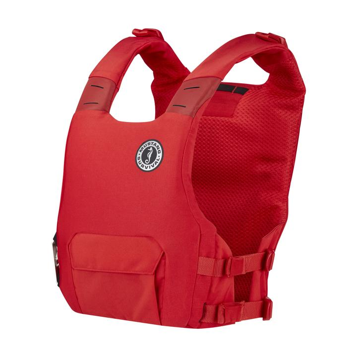 Mustang Khimera Dual Floatation PFD Red