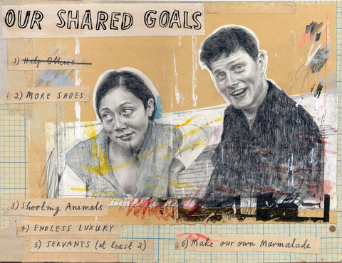 Shared Goals by David Fullarton