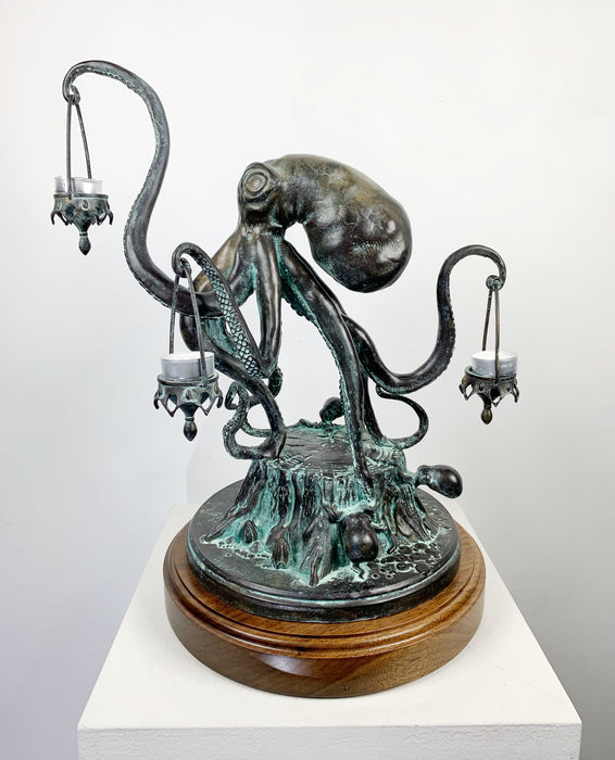 Walktopus by Scott Musgrove
