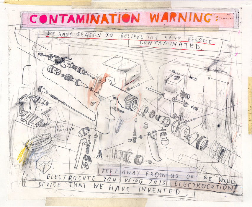 Contamination Warning