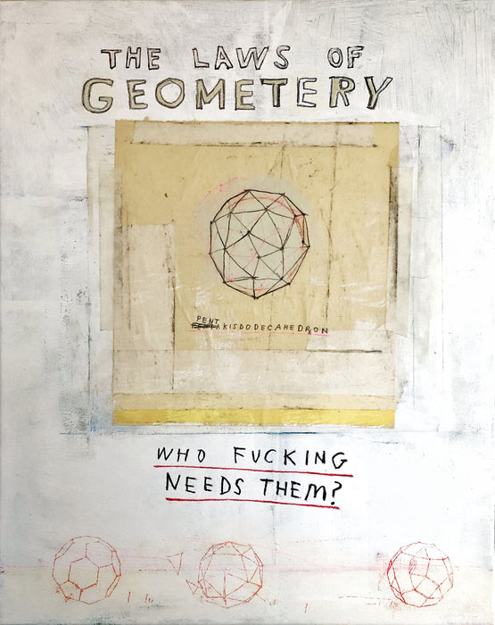 Laws of Geometery