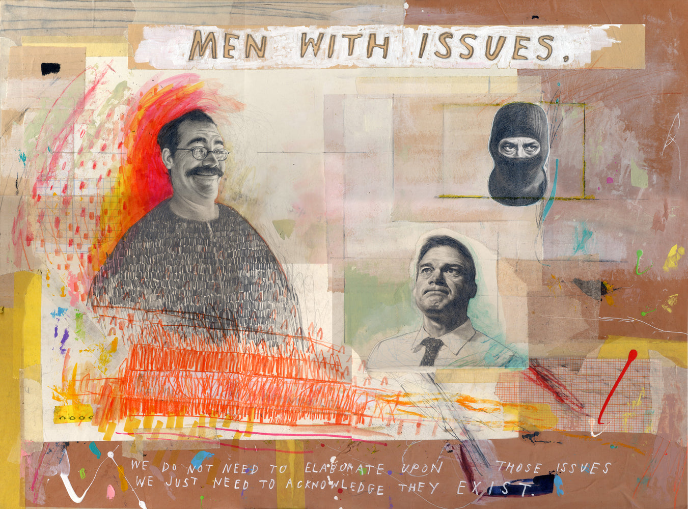 Men With Issues