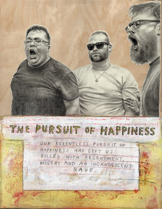 The Pursuers of Happiness