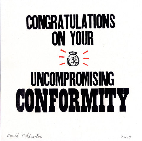 Conformity by David Fullarton