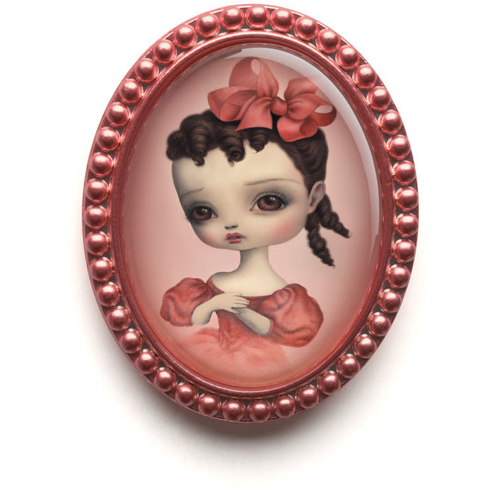 Daisy Brooch by Mark Ryden