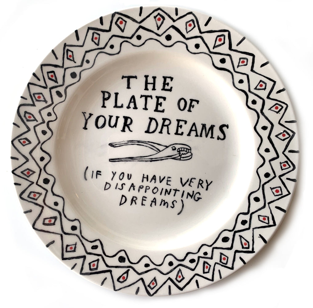 The Plate of Your Dreams