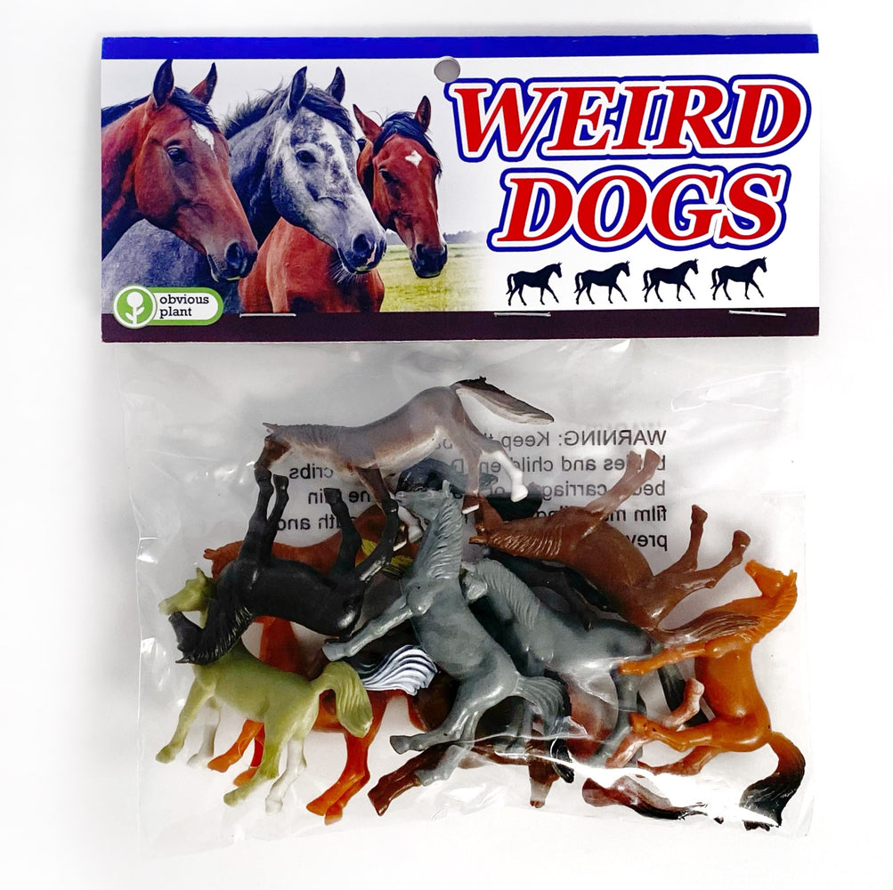 Weird Dogs by Obvious Plant