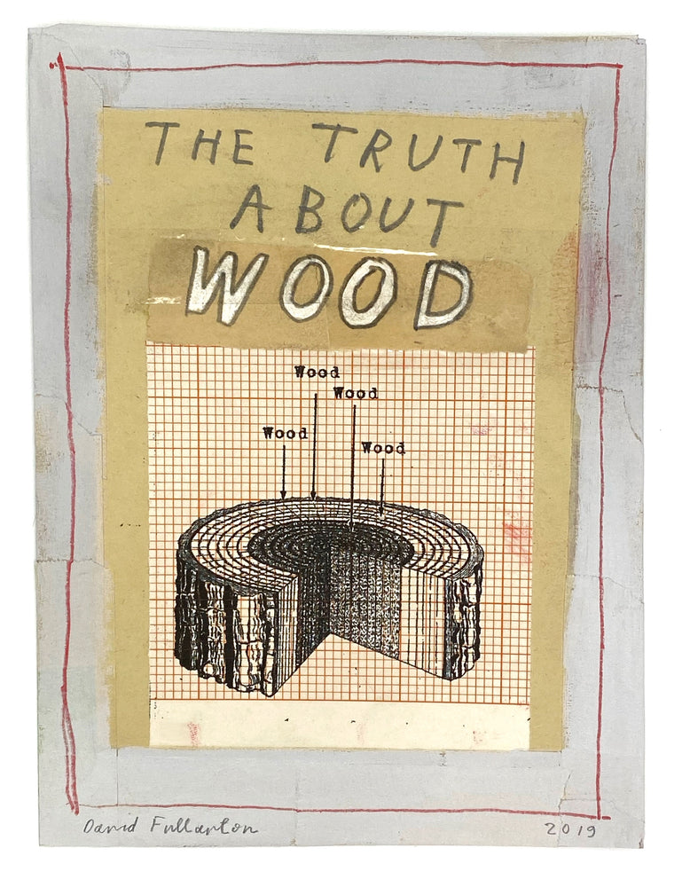 Truth About Wood (grey)