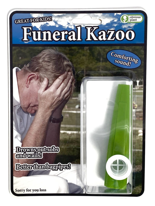 Funeral Kazoo by Obvious Plant