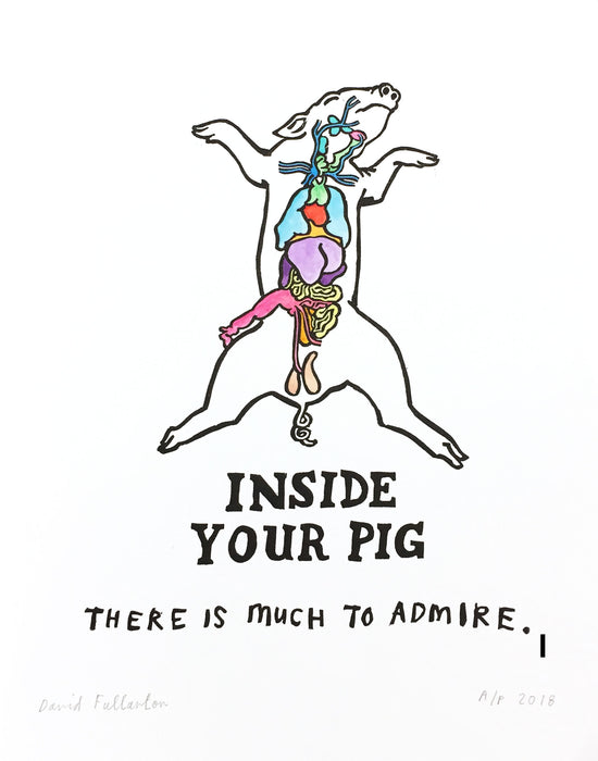 Inside your Pig by David Fullarton