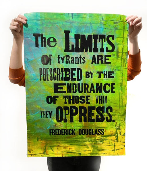 The Limits of Tyrants...