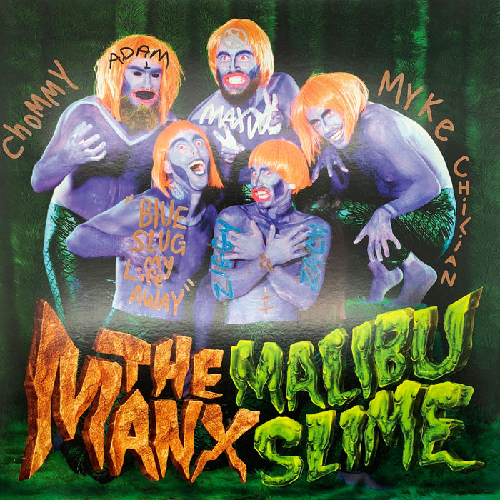 The Manx Malibu Slime (signed) + Surprise Bonus Item!