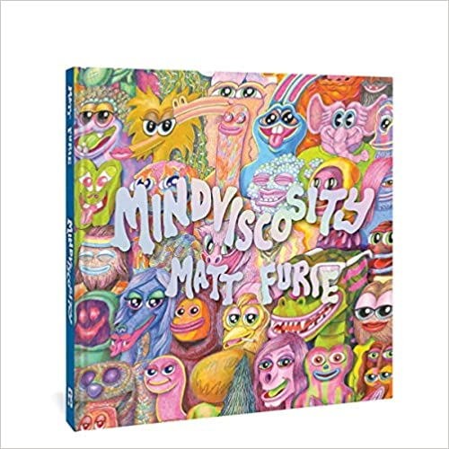 Matt Furie Mind Viscosity Book