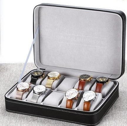 10 Slot Watch Storage Case - Watches Under $100