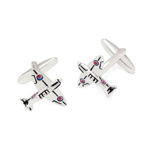 Airplane Cufflinks - Watches Under $100