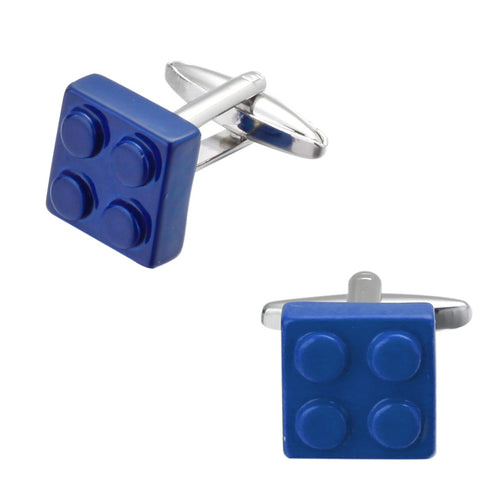 Toy Brick Cufflinks - Watches Under $100