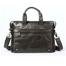 Modern Leather Laptop Briefcase I - Watches Under $100