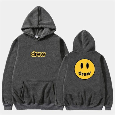 11 Dark gray / XL Happy Pullover Hoodie imxgine