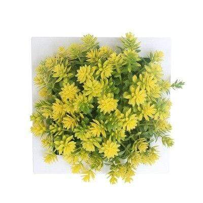 17A Wall Frames with Artificial Flowers imxgine